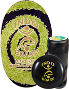 Indo Training Package - Green (deck,roller,cushion)
