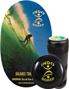Indo Training Package - Wave (deck,roller,cushion)