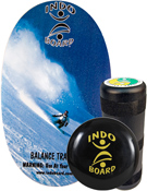Indo Training Package - Snow Carve (deck,roller,cushion)