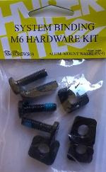 2014+ M6 Binding Hardware