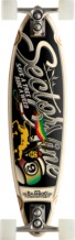 Sector 9 - Sector 9 Bamboo Hot Steppa Sidewndr Complete-8.37x32.5