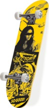 Sector 9 - Sector 9 So Good Complete -7.75x31.5 Deep End