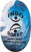 Indo Board - Indo Deck Wave - Deck Only
