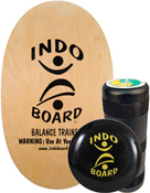 Indo Board - Indo Training Package - Natural (deck,roller,cushion)