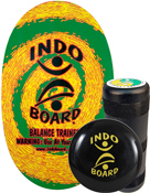 Indo Board - Indo Training Package - Rasta (deck,roller,cushion)