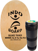 Indo Board - Indo Deck/roller Kit - Natural