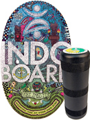 Indo Board - Indo Deck/roller Kit - Doodles
