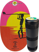 Indo Board - Indo Deck/roller Kit - Endless Summer
