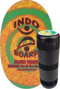 Indo Board - Indo Deck/roller Kit - Rasta