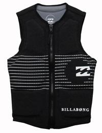 Billabong - PXI NON CGA Front Zip Vest