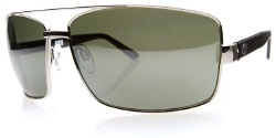 Electric Sunglasses - OHM - Platinum/Grey Chrome