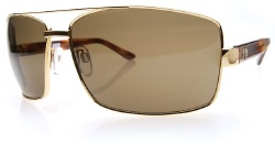 Electric Sunglasses - OHM - Gold/Bronze