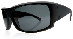 Electric Sunglasses - Hoy - Matte Black / Grey Lens