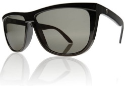 Electric Sunglasses - Tonette - Gloss Black/Grey