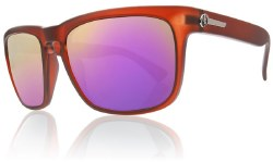 Electric Sunglasses - Knoxville Plasma / Grey Plasma Chrome Lens