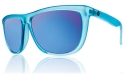 Electric Sunglasses - Tonette - Blues/Grey Blue Chrome Lens
