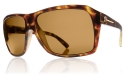 Electric Sunglasses - Capt Ahab - Matte Tortoise  Shell/Bronze