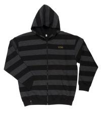Ronix - Tre' Charcoal Zip Hoody