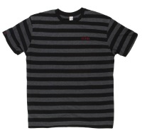 Ronix - Vesta Charcoal/Black Stripes T-Shirt