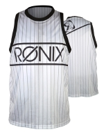 Ronix - 812 Backseat Riding Jersey - Tank - Grey/Yellow