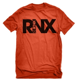 Ronix - Airport Code Red/Black T-Shirt