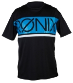 Ronix - Gargamel Riding Jersey - Black/Azure