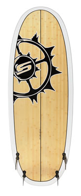 Slingshot - 2012 Surf Space Pickle 7' 6