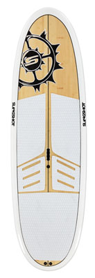 Slingshot - 2012 Surf Space Pickle 8' 6