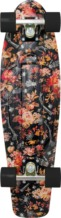 "Penny 27"" Nickel Graphic Complete Floral Blk"