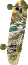Sector 9 Bamboo Windansea Complete-7.5x28.5 Mini