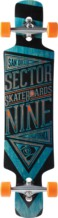 Sector 9 - Sector 9 Slingshot Blu Complete-9.5x40.5/26.8wb Dt-pt