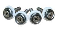 Boardstop - 1/4-20 4-Pack Screw and Washer Set
