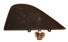 "2.5"" Wakeboard Fin Flat Head"