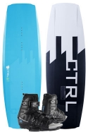 CTRL - 2013 The RX 132 w/Plan Wakeboard Package