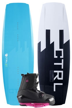 CTRL - 2013 The RX 132 w/RX Wakeboard Package