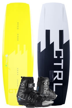 CTRL - 2013 The RX 140 w/Plan Wakeboard Package