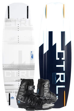 CTRL - 2013 The Blueprint 142 w/Plan Wakeboard Package