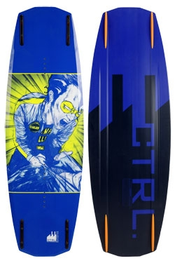 CTRL - 2013 The Supreme 134 Wakeboard