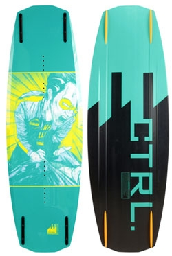 CTRL - 2013 The Supreme 138 Wakeboard