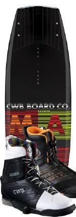 CWB - 2011 Marius 136 w/Marius Wakeboard Package