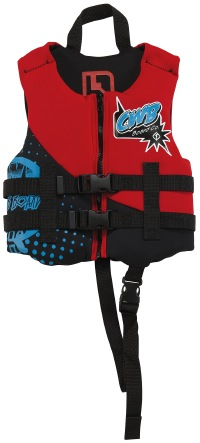 CWB - USCGA Boys Child Vest