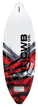 CWB - 2012 Ride Wakesurfer
