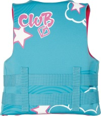 2012 Youth Girls USCGA Vest