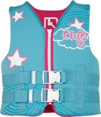 CWB - 2012 Youth Girls USCGA Vest