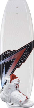 CWB - 2012 Absolute 141 w/Torq Wakeboard Package