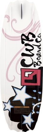 CWB - 2012 Bella 124 w/LuLu Wakeboard Package