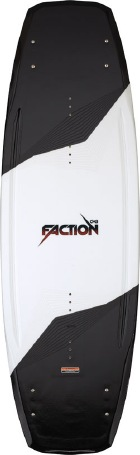 CWB - 2012 Faction 144 Wakeboard