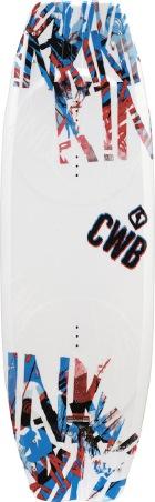CWB - 2012 Kink 134 Wakeboard