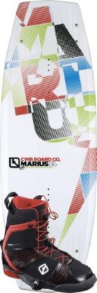 CWB - 2012 Marius 136 w/Marius Wakeboard Package