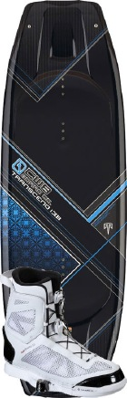 CWB - 2012 Transcend 138 w/Answer Wakeboard Package